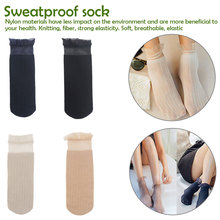 Woman Socks 1 Pair 2019 Spring New Fashion Solid Color Women Soft Cute Long For Mesh Thin