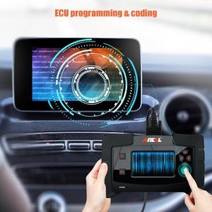 Image 4 - ANCEL FX6000 OBD2 outil de Diagnostic de voiture, Scanner, mise à jour gratuite pour tous les systèmes, ABS DPF, repos dhuile, clé TPMS, batterie, Air ACC