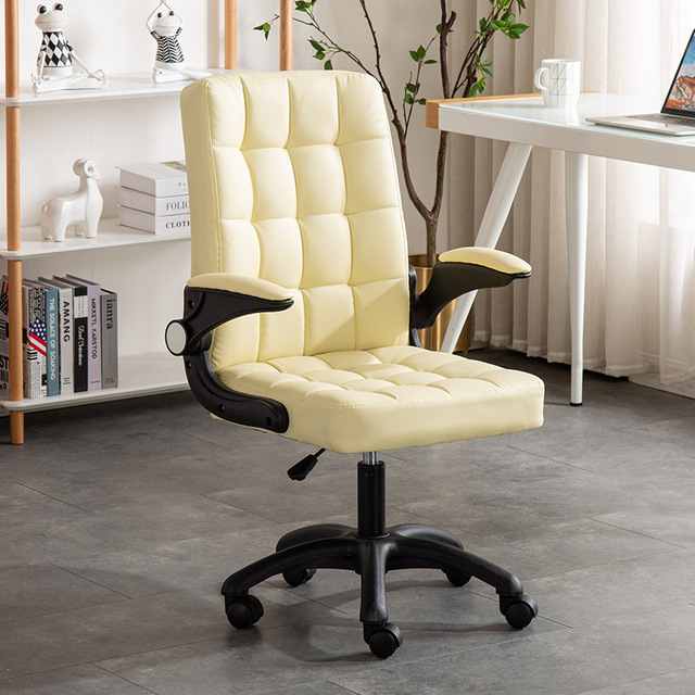 Executive Leather Office Chair 6