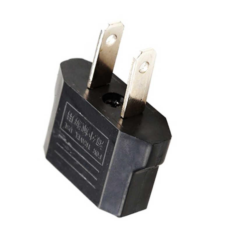 Europa Naar De Vs Power Adapter Convert Ac Muur Eu Us Plug Socket Netsnoer Charger Sockets Outlet