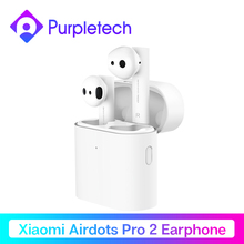 Original Xiaomi Air TWS Bluetooth Headset 2 Airdots pro 2 Xiaomi Smart Voice Control LHDC HD Sound Dynamische Tap Control ENC