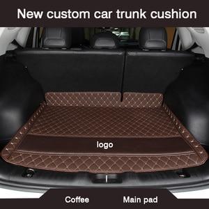 Image 3 - HLFNTF New custom car trunk cushion for bmw f10 f20 x5 e70 e46 e53 x4 f11 x3 e83 x1 f48 e90 x6 e71 f34 e70 e30 car accessories