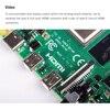 Latest Raspberry Pi 4 Model B with 2 4 8GB RAM raspberry pi 4 BCM2711 Quad core Cortex-A72 ARM v8 1 5GHz Speeder Than Pi 3B promo