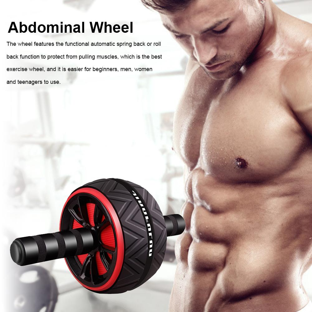 Ab Roller wheel Abdominal Muscle Trainer 2