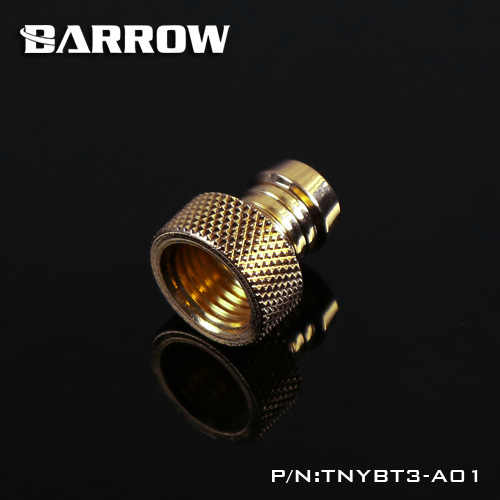 Barrow ใช้สำหรับเส้นผ่าศูนย์กลางภายใน 10 มม.ท่อซีลล็อค/ID9.5mm Flessibile หลอดหลอดมือข้อต่อ G1 /4