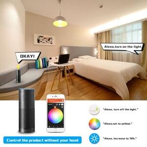 Image 4 - GLEDOPTO ZigBee Licht Link Smart LED Streifen Kit RGBCCT Streifen Controller für LED Streifen Licht Arbeit mit Echo Plus Alexa smartthings