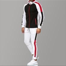 5XL, большой размер, мужские спортивные костюмы,, Мужская одежда, толстовки в красную полоску, спортивный костюм, мужской комплект, повседневный спортивный костюм, Мужская одежда, Новинка