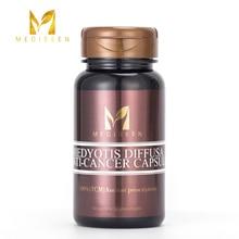 Mediseen Rhizoma cyperi неправильные менструальные капсулы, лечение дисфункции яичников, функциональное маточное кровотечение, лечение метрорагии 50 шт