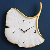 DIY Large Silent Wall Clock Modern Design 3d Big Stylish Wall Clocks Vintage Luxury Waterproof Zegar Minimalist Yoga Watches E6