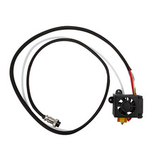 1 PCS 3D Full Assembled Extruder Kits Fan Cover Air Connections Nozzle for CR-10 Series Printer Parts