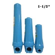 """1-1/"""" DN40 литой алюминиевый прецизионный фильтр 035 Q P S C воздушный водоотделитель для воздушного компрессора масла Waprecision фильтр сушилка QPSC"""