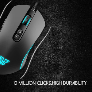 Image 4 - Fantech x9 profissional wired gaming mouse ajustável 4800 dpi cabo óptico mouse para fps lol mouse gamer usb mouse ratos