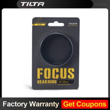 Tilta Tiltaing Seamless Focus Gear Ring 360 ° Rotation Silent Follow Focus Ring For SLR DSLR Camera Accessories TA-FGR PRT cheap CN(Origin) TA-FGR-PRT Tilta focus gear Focus ring gear Ring Belt Ring for Follow Focus