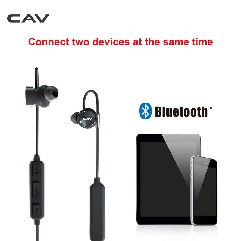 CAV EM3 słuchawki bezprzewodowe słuchawki Bluetooth słuchawki Sport wodoodporny Fone Bluetooth głęboki bas słuchawki z mikrofonem dla wszystkie telefony w Słuchawki douszne i nauszne od Elektronika użytkowa na  Grupa 1