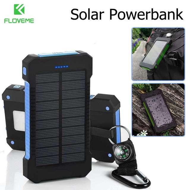 Ηλιακό Power Bank 1