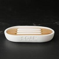 soap dish-white W