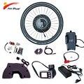 IMortor электрический набор для преобразования велосипедов с батареей  бесщеточный мотор-концентратор  колесо для электровелосипеда  комплек...