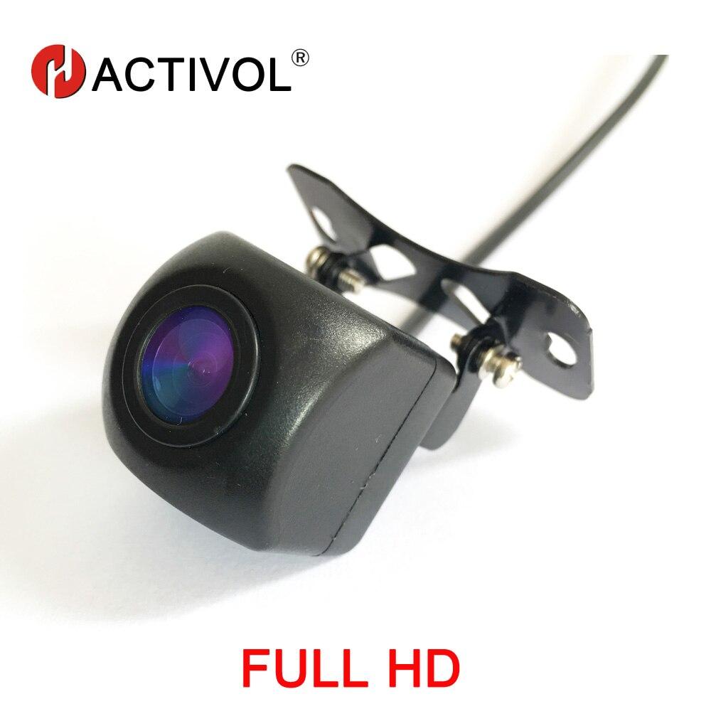HACTIVOL Car Camera AHD Rear View Camera 1080P Reverse Camera HD Parking Camera Starlight Camera For Car Radio Rear Camera