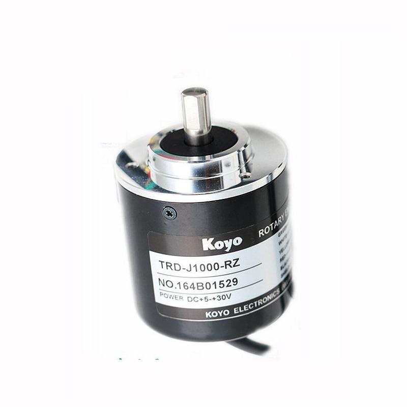 TRD TRD-J Incremental Encoder TRD-J1000-RZ J500-RZV J360-RZW TRD-J100 TRD-J200 TRD-J300 TRD-J500  TRD-RZV