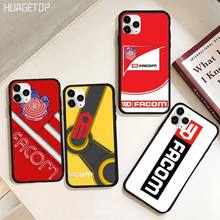 HUAGETOP Facom Accessories Luxury Phone Case Rubber for iPho