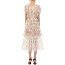 2020 novos chegam com decote em v lantejoulas vestido longo feminino