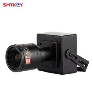 Image 4 - Smtkey 1080P H.265/H.265 + Ip Netwerk Camera Onvif 2MP / 4MP / 5MP In Dc 12V of 48V Poe 2.8 12 Mm Handmatige Zoom Lens Mini Ip Camera