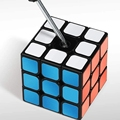 Adjustable Professional Cube Puzzle Toys Magic Cube 3*3*3 For Brain Training Can Loosen And Tighten the Cube For Kids Adults