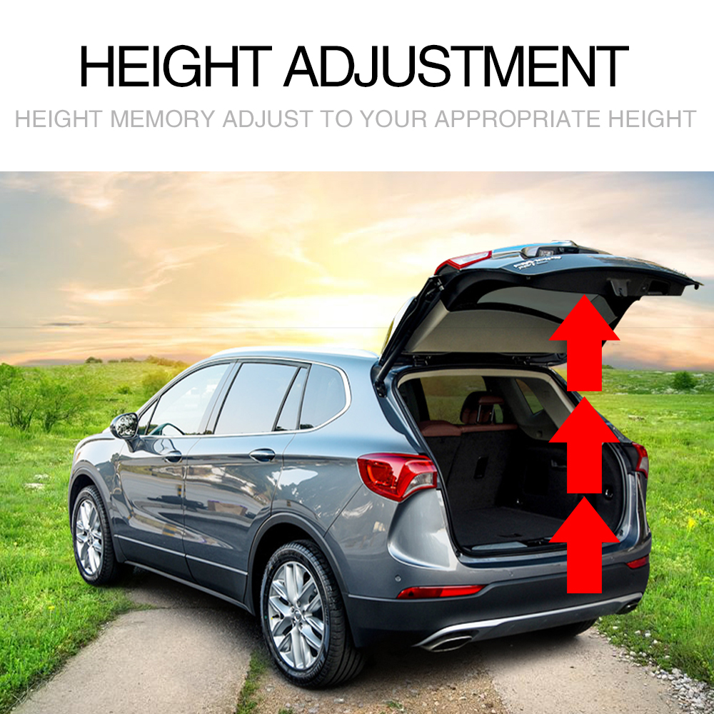 Electric Tailgate Refitted For Buick  Regal GA Sport Tail Box Intelligent Controe Electric Tail Door Power Operated Tailgate