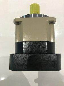 Image 1 - 3 arcmin P1 גבוהה דיוק סליל הילוך פלנטריים תיבת הילוכים מפחית 3:1 10:1 עבור 80mm 750W AC סרוו מנוע קלט פיר 19mm