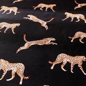 Bonenjoy 3 шт. простыня на резинке эластичном леопардовом черном цвете простыни один/Queen/King draps de lit простыня
