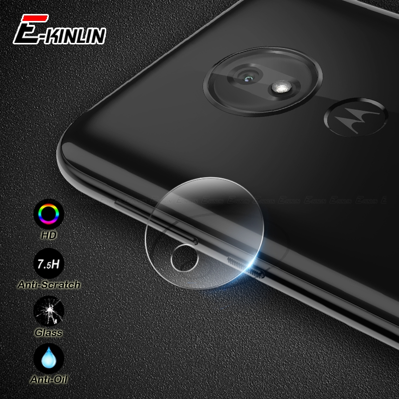 Back Camera Lens Tempered Glass For Motorola Moto G7 G6 G5S G5 G4 Plus Power Z2 Z Force Play Screen Protector Protective Film