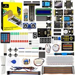 2021 NEW Keyestduio Complete RFID Starter Kit For Raspberry Pi 4B 40+Projects /Linux&Python C Programming(NO RPI 4B Board)