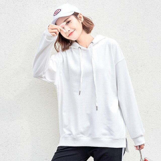 2020 New Winter Autumn Sweatshirt Hoodies Women Hoody Female Fleecce Sudaderas Winter Women's Hoodies Full Sleeve Hoodie 4
