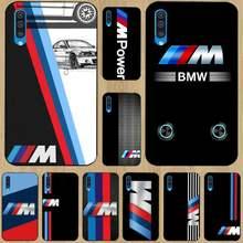Superior Coche BMW Caja Del Teléfono Para caso de Teléfono Para Samsung 9 10 20 30 40 M20 S 30 31 J5(2015) J5prime 6 7 Plus