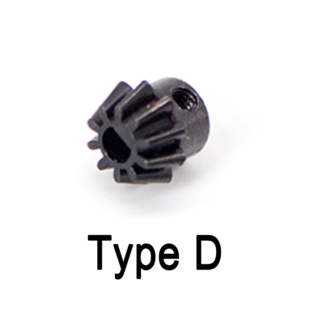 New Version Steel Motor Pinion Gear For Airsoft Air Guns AEG Paintball Accessories - Motors (O / D Type)