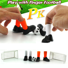 Finger Soccer Game Finger Footballs Match Toys Funny Finger Toys Table Game Set with Two Goals for Fans Club Party Gifts for Kid цена 2017