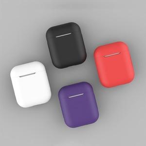Image 5 - Силиконовый чехол Защитный чехол для Apple AirPods TPU Bluetooth наушники Мягкий силиконовый чехол для Air Pods 2 чехол s
