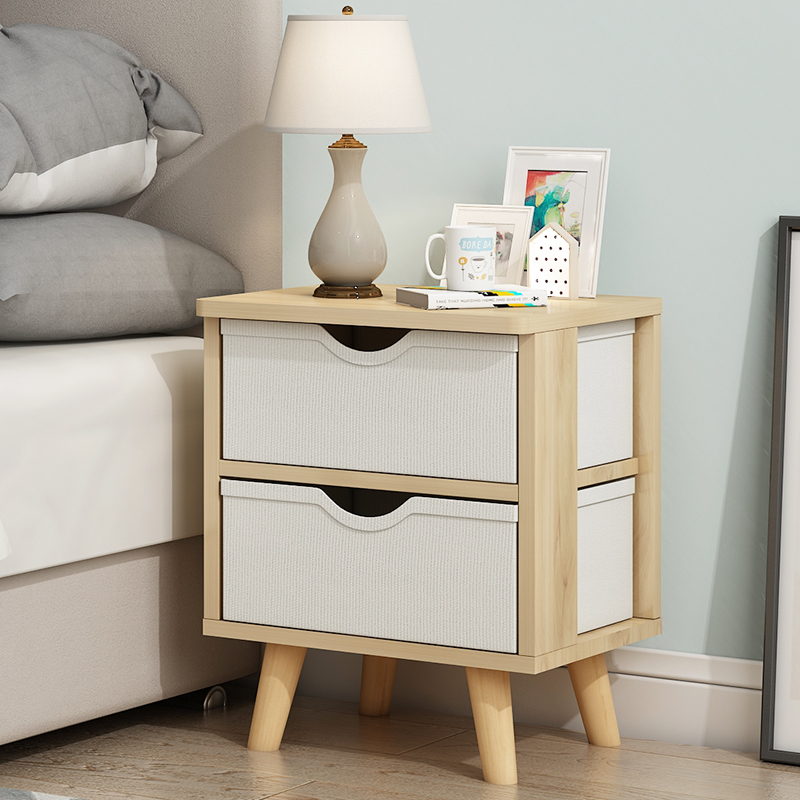And Easy Ark Contracted And Contemporary Receive Little Cupboard Locker Nordic Bedroom Mini Economical Bedside Cabinet