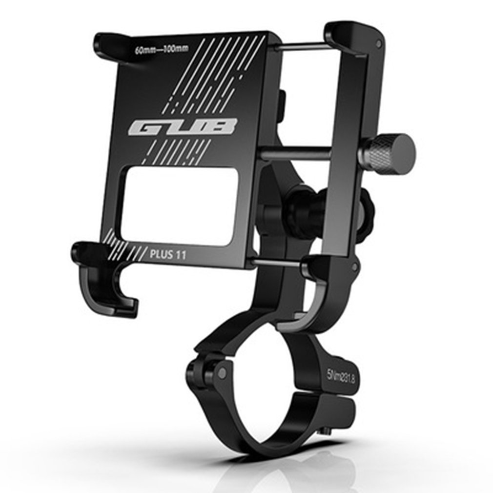 GUB p30 Plus 11 Aluminum <font><b>Bike</b></font> Phone Holder Bicycle Phone Mount Fahrrad <font><b>Handyhalterung</b></font> Soporte Movil Bici Cycle Mobile Holder image