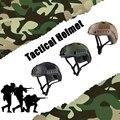 Armee Militärische Taktische Helm Abdeckung Airsoft Abs Schutzhelm Zubehör Paintball Maske Taktische Helme Militär-in Helme aus Sport und Unterhaltung bei