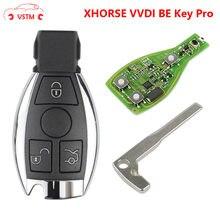 XHORSE – clé Pro pour Benz V1.5 PCB, Version améliorée, coque de clé intelligente avec Logo, échange possible, jeton MB BGA
