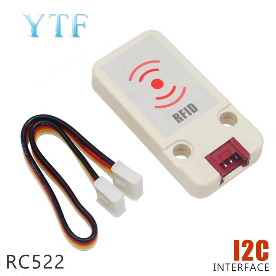 M5Stack RC522 Mini RFID Units RFID RF IC Card Sensor Module I2C