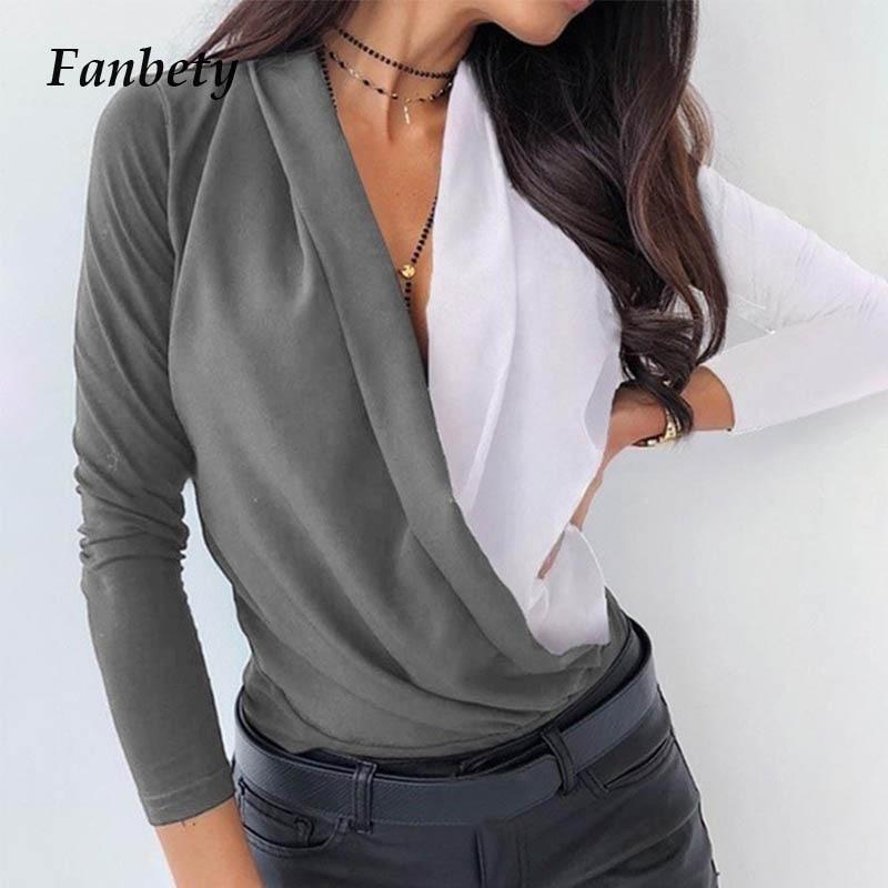 Senhora do escritório sexy ruched blusa camisas femininas outono manga longa pulôver elegante casual abacaxi estampas camisas topos dropshipping