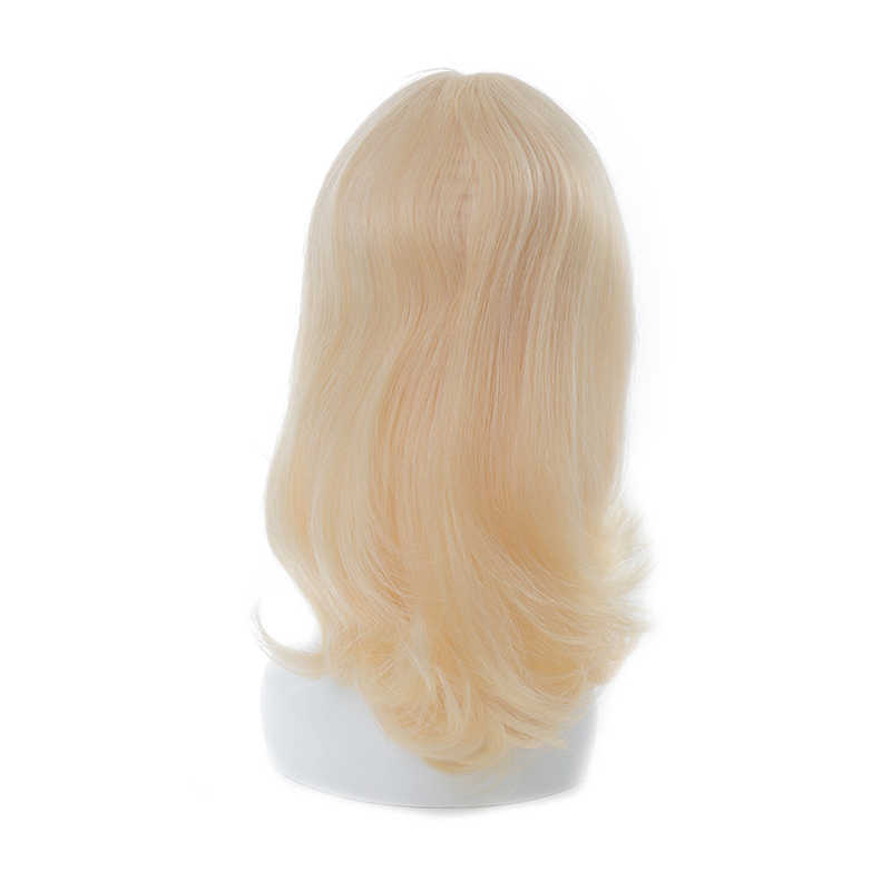 Kosher Jewish Wig Silk Base Wig Silk Top Double Drawn With Baby Hair Unprocessed European Virgin Hair Wig Natural Human Hair