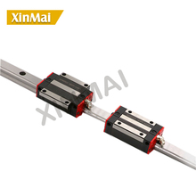 цены 2pcs HGR15 - 1500mm + 4pcs HGH15CA  HGW15CC linear guide rail linear block carriage CNC parts