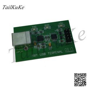 Image 3 - MRT USB יחיד Core כרטיס + בסיס פיקוד כולל כבל COM מחבר כדי תמיכה PC3000