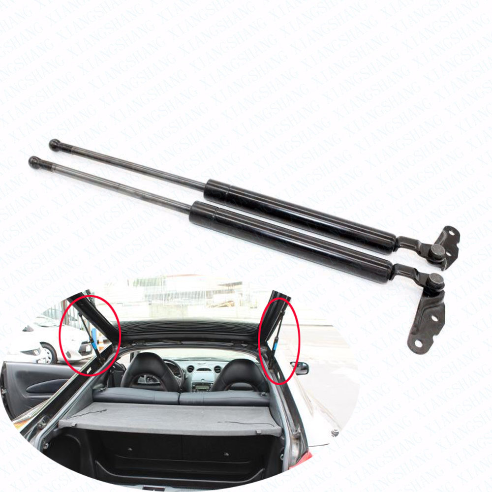 2 Spring Lift Support Prop For Mitsubishi Eclipse 00-05 Rear Liftgate Tailgate