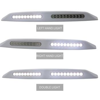 Iluminación para toldo, LED RV de 12V y 6 W, 20 LED, IP56, resistente al agua, para yate, caravana, Camper, remolque, porche Exterior 1