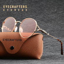 Eyecrafters Luxury Brand Designer Womens Sunglasses Polarized Retro driving Vint