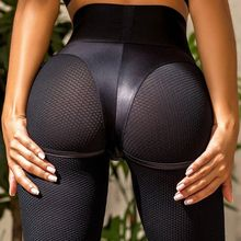 hip shorts For Fitness High Elasticity Breathable Women 3D Mesh Gym Leggings yoga Workout Quick Drying Waist